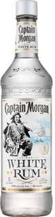 Captain Morgan Rum Caribbean White 1.00l